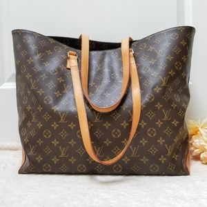 😍Beautiful Louis Vuitton Tote Bag Cabas Alto